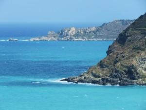 Milazzo, la costa