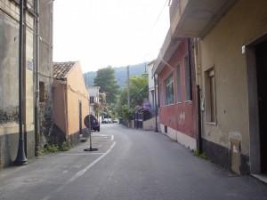 Via Argenta a Santa Tecla