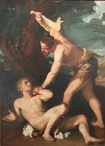 220px-Italian_School_-_Cain_Killing_Abel,_mid-17th_century,_(Gaetano_Gandolfi,_1734-1802)