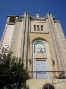 La chiesa di Santa Maria della Purità a Capomulini