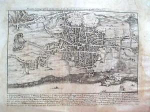 Cesare Orlandi, Acireale, 1770