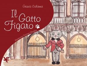 Copertina Il Gatto Figaro di Grazia Calanna