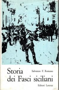 Storia dei Fasci siciliani di Salvatore Francesco Romano