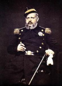 Salvatore Maniscalco Capo della polizia borbonica a Palermo