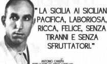 """Il professore Antonio Canepa e lo sfondo di una frase del libro """"La Sicilia ai siciliani"""""""