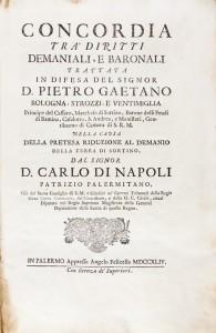 """Carlo Di Napoli, autore de """"La Concordia...""""."""