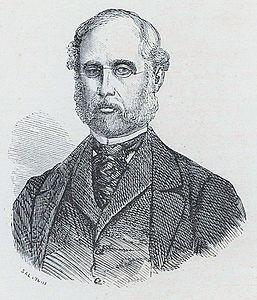 Il famoso giurista Emerico Amari di Palermo