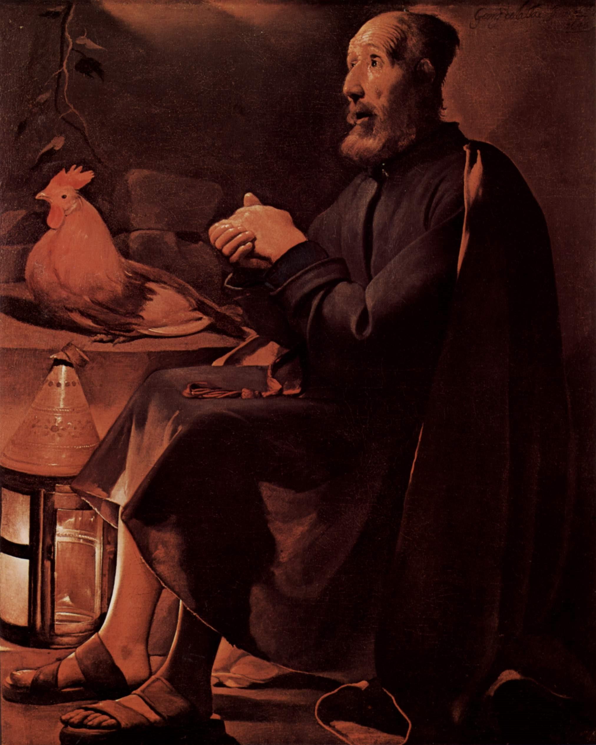 Il pentimento di S. Pietro