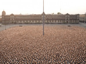 SPENCER TUNICK Mexico City 4.1