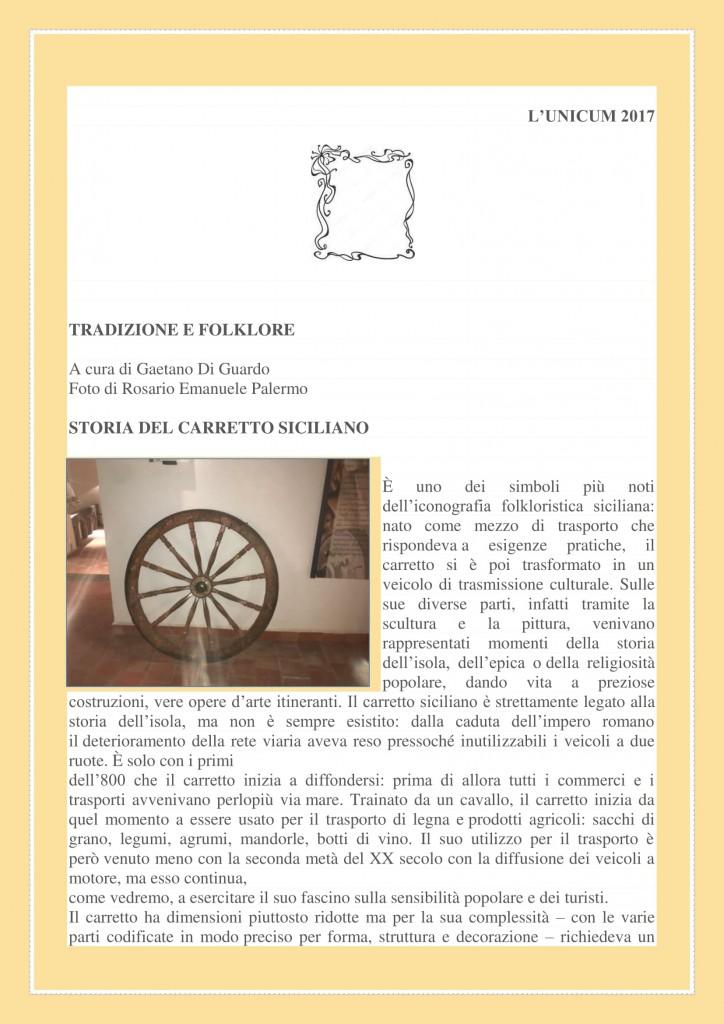 STORIA DEL CARRETTO SICILIANO-1
