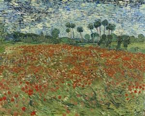 Vincent-van-Gogh-Campo-di-papaveri-1890-olio-su-tela-cm-7Campo di papaveri erlands