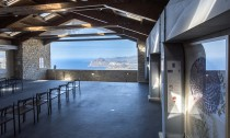 a. Erice, Belvedere dall'Istituto Beckett San Domenico