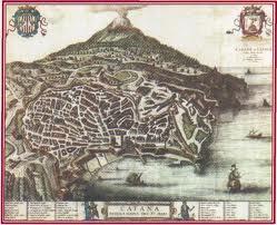 cartina catania